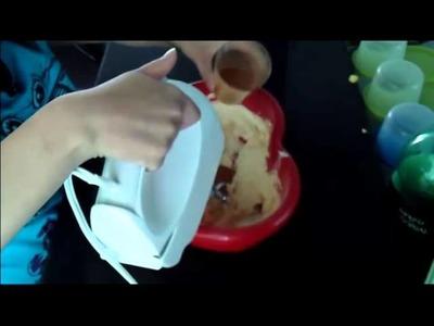 Cómo Hacer Crema de Mantequilla Sabor Cajeta Para Cupcakes (Buttercream)