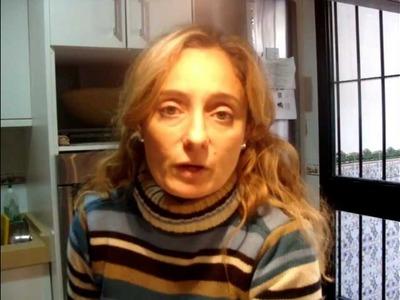 Cómo hacer Seitán casero. Dieta disociada. Receta para navidad y año nuevo by Pilar.