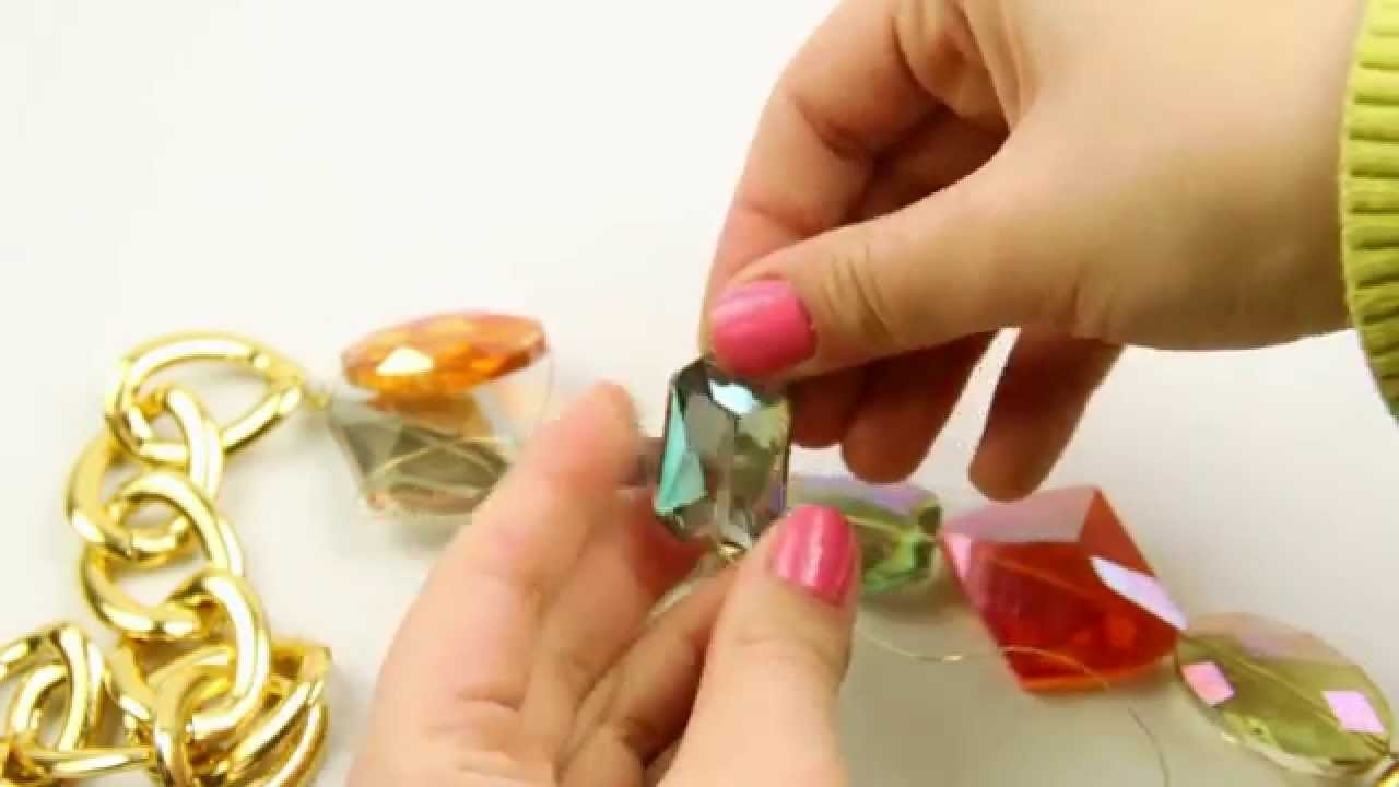 Fashion Topic  Rainbow Necklace