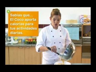 Video Receta: Dulce de Coco