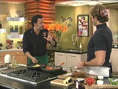 01 Al Sabor del Chef con Gabriel Soto 8 Marzo 11 - Dia Internacional de la Mujer