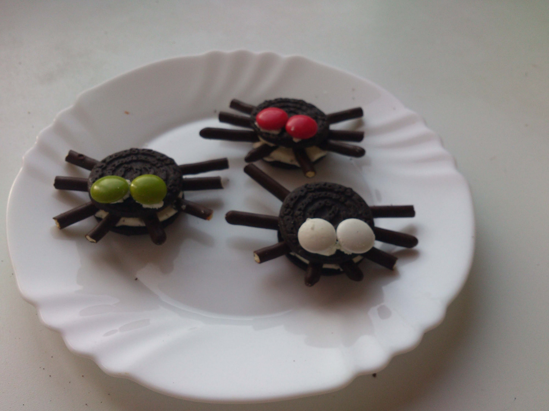 Arañas de galleta para Halloween | facilisimo.com