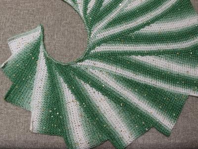 Chal Alas de Mariposa Crochet