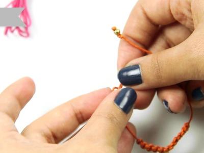 "Fashion Topic El Galeón Key Materials ""Brazalete"""