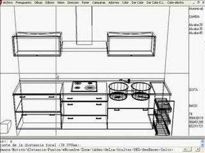 3D Cocinas Parte 2