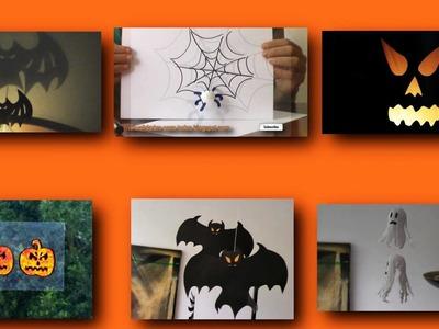 Adornos para Halloween. Dia de Muertos - Manualidades para todos