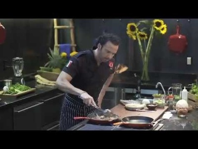 Chef Oropeza en Casa 23 de Enero 2013