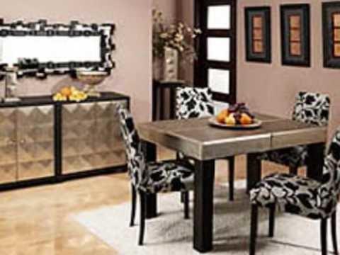 Diseño de Interiores : Novedades Muebles en Pan de Plata y Oro
