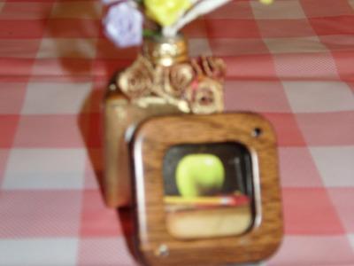 DIY Miniatura  marcos de fotos para tus muñecas