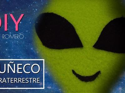 DIY - Sorprendente Muñeco Extraterrestre o Alien