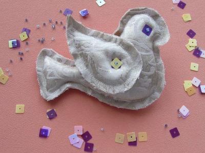 Haz una Bonita Paloma Decorativa - Hazlo tu Mismo Manualidades - Guidecentral