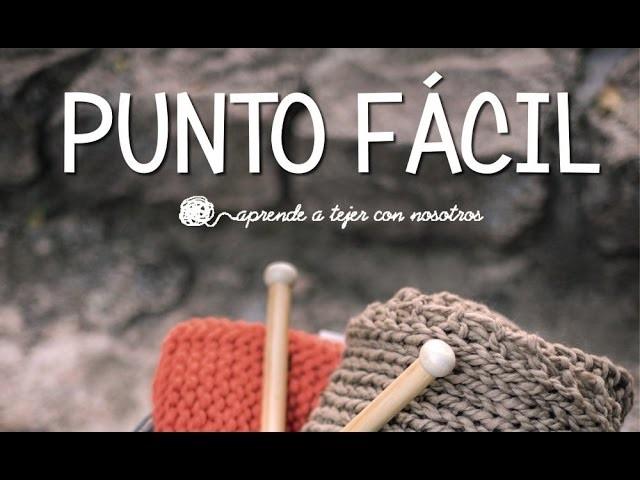 LIBRO - Punto Fácil : Knitting Point | Octubre 2015 | MANUALIDADES
