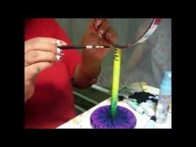Manualidades: Espejo De Zebra - JuanCarlos960