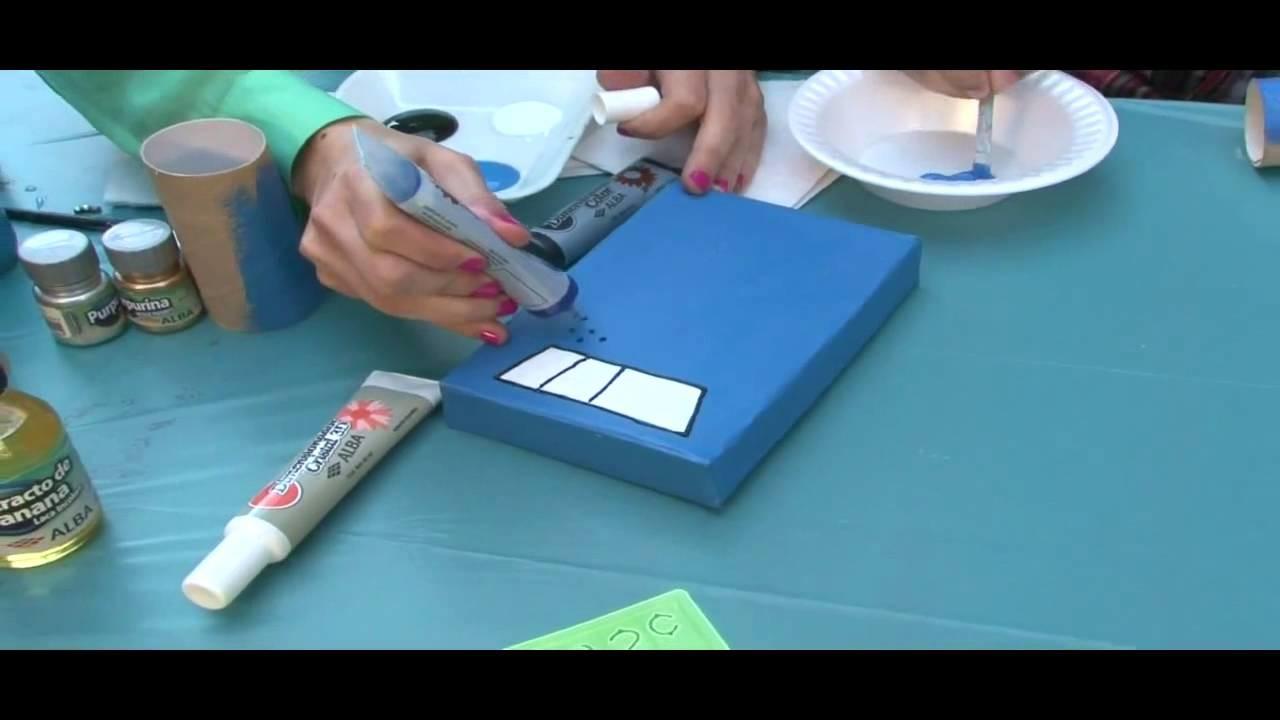 Manualidades para niños: Cómo reciclar cartón - Alba Artística