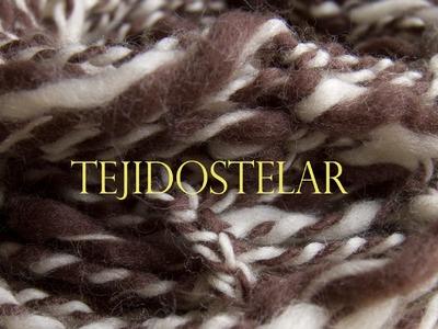 :::tejidoStelar::: colección de bufandas 2015