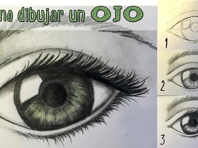 Cómo dibujar un ojo realista: Aprender a dibujar paso a paso