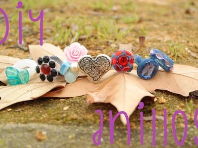 Como hacer anillos de silicona - ★ DIY★