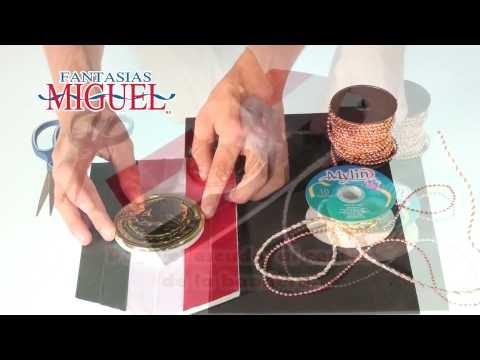 Como hacer un Colgante para el  Bicentenerio Mexicano