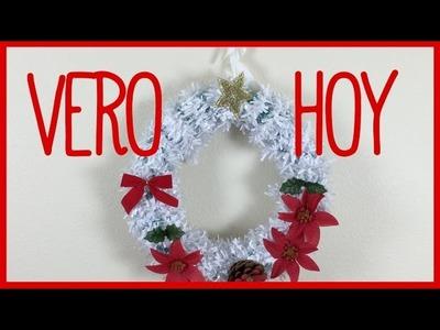 Decoraciones para Navidad -Super facil DIY's