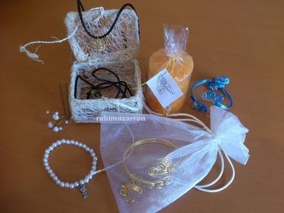 DETALLES (para  bodas, comuniones,15 años,celebraciones especiales ) .