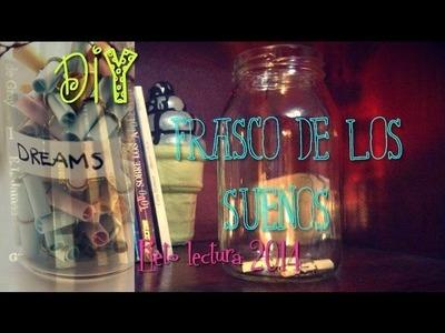 DIY: Alcancía de los sueños| Reto lectura 2014