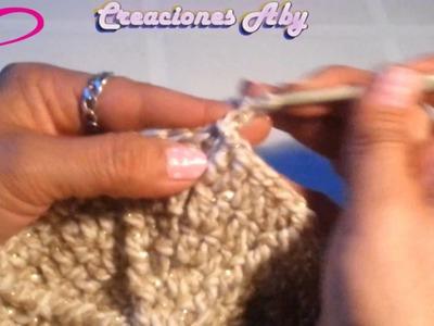 Gorra Baby a Crochet para Niña 5ta Parte    (GRANDE Y EXTRA GRANDE)