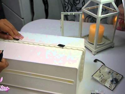 Manualidades: Maletín para accesorios de manicura - Juancarlos960