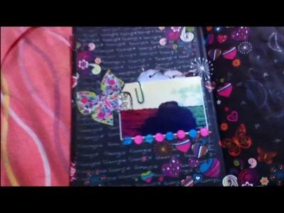 Mi Smash Book ♥ Lo que no han visto)