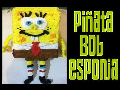Piñata de bob esponja | Spongebob |