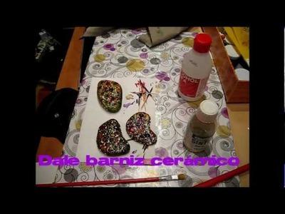 Pintando piedras | Manualidades