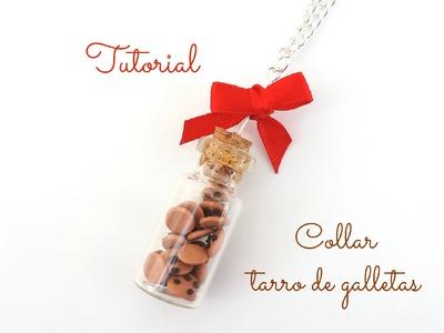 Tutorial: Tarro de galletas de fimo ¡y sorteo! (cerrado)