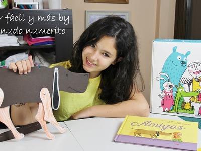 Unboxing Boolino: hacer que los niños de aficionen a leer