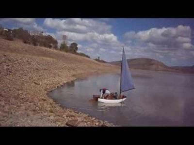 Construccion de un barco de madera. Boatbuilding