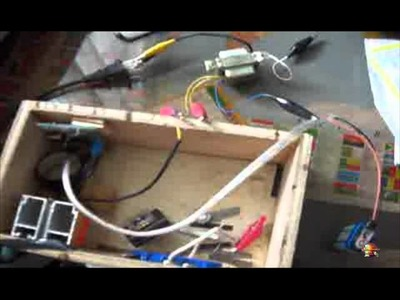 Inversor de Voltaje 12v DC - 110v AC 500w Mos-Fet Power 2