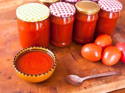 Cómo hacer salsa ketchup casera