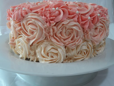 Cómo hacer un pastel de cumpleaños-Parte 1