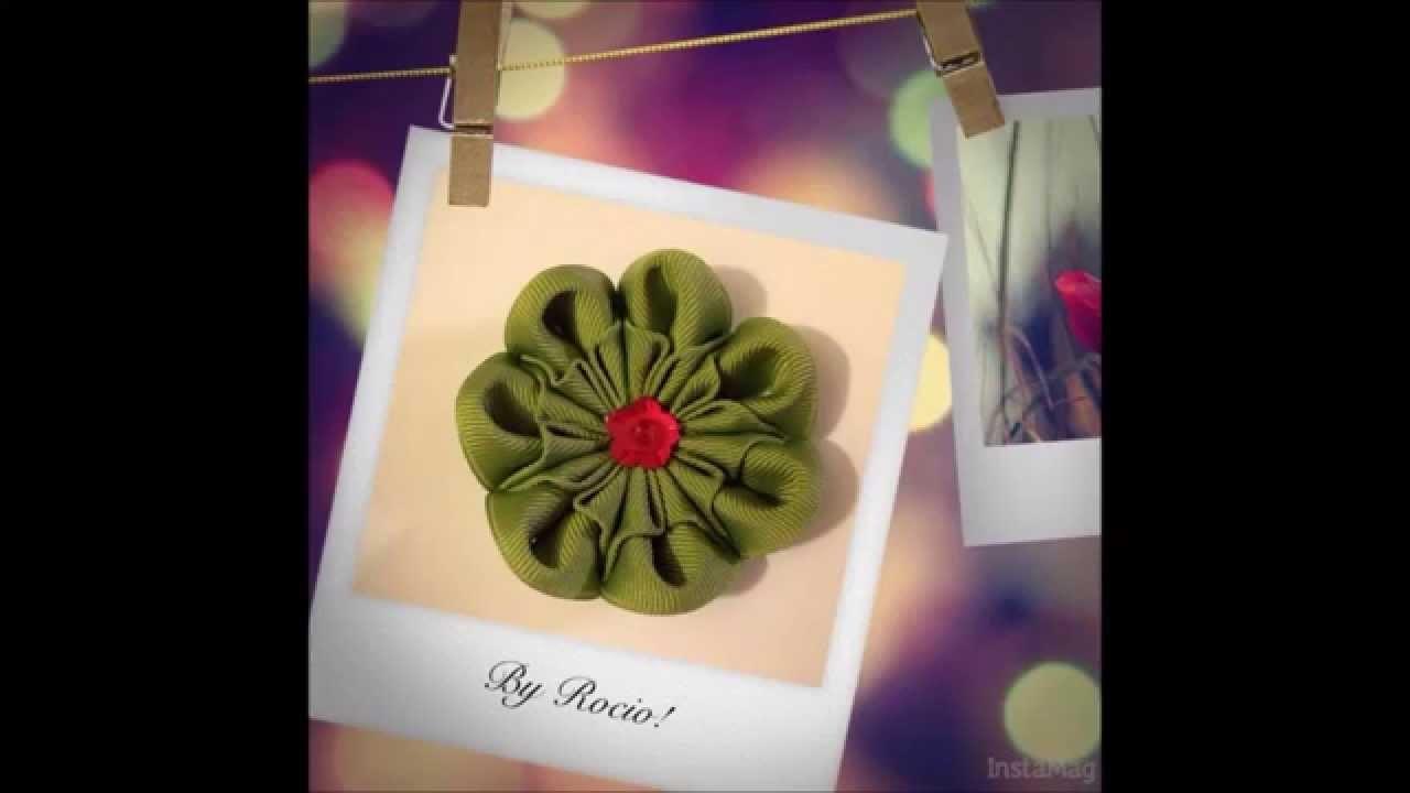 Flor en cinta #2