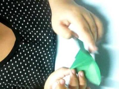 Manualidad # 4:Como hacer Pino de Navidad   Facil+Bonito=♥