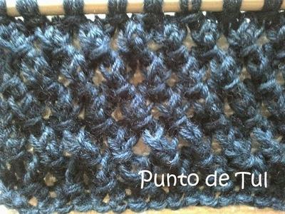 Punto de Tul Clase 52 Soy Woolly