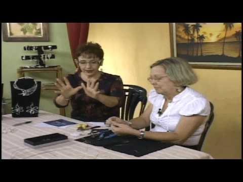 Alambrismo - Elizabeth Orta - Engaste de Piedra - 2 de 8