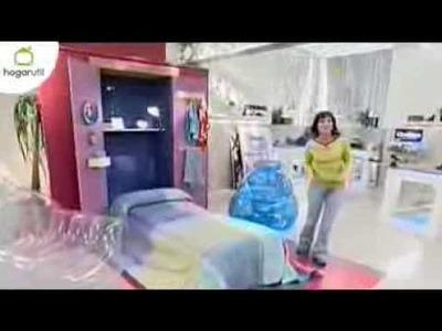 Cómo decorar un dormitorio de metro y medio
