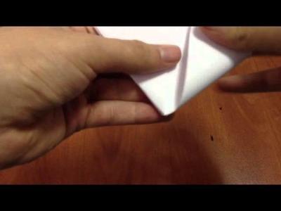 Cómo hacer una pelota - Ideas de origami