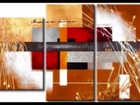 Cuadros abstractos modernos lo mas nuevo my crafts and - Lo ultimo en cuadros modernos ...