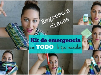 DIY ¡KIT REGRESO A CLASES!