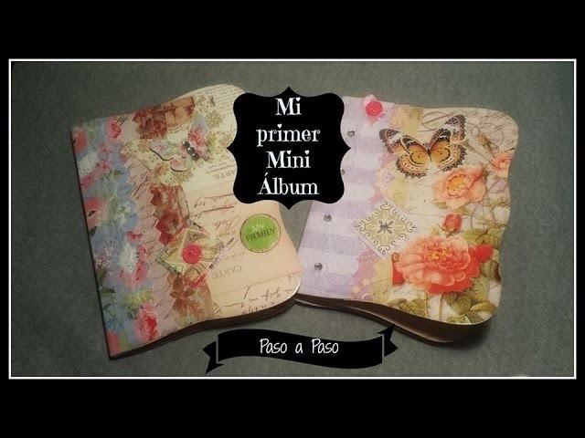 ☆ DIY: Mini Álbum Scrapbook para Principiantes ☆