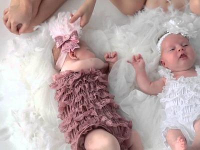 Fotografía de bebés, catálogo de ropa infantil