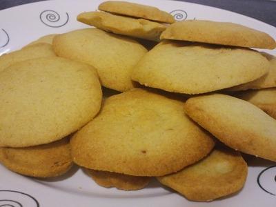 Galletas de mantequilla | facilisimo.com