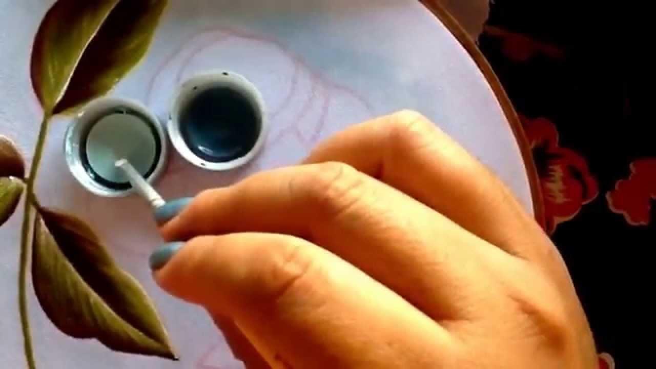 Pintura en tela hada # 2 con cony