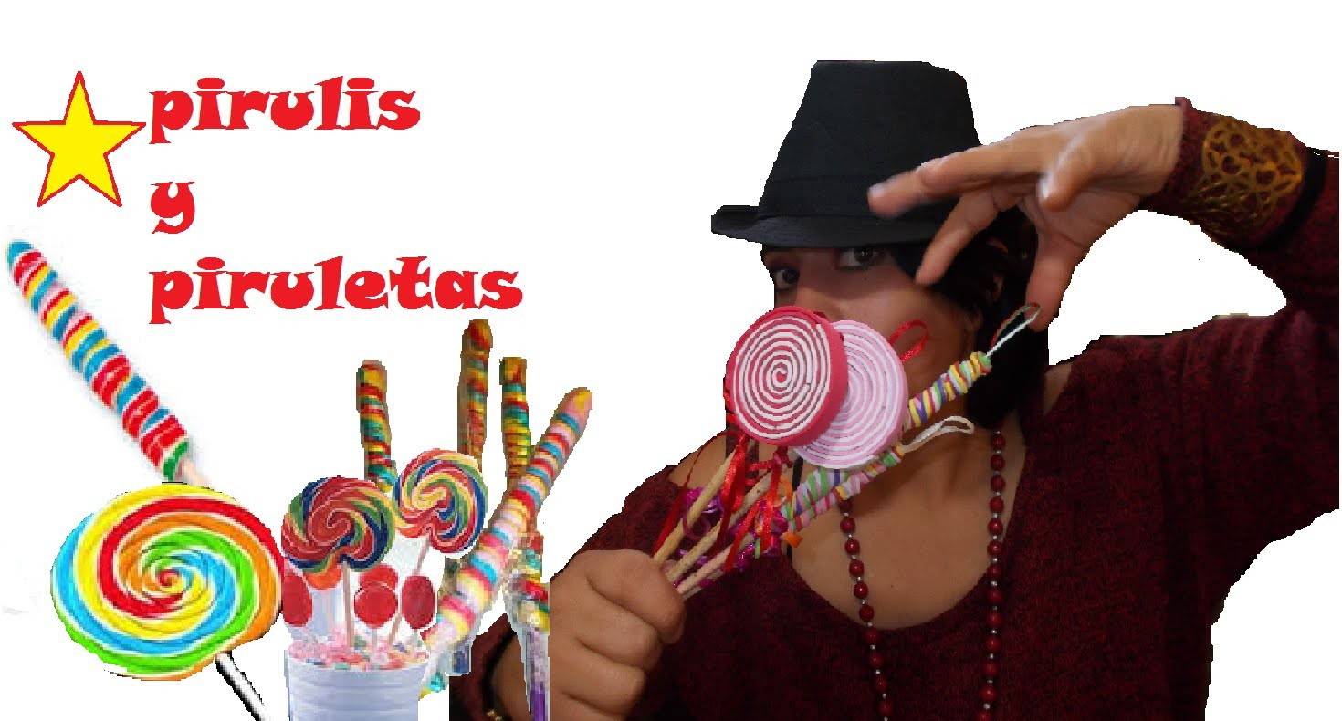 ADORNOS NAVIDEÑOS PIRULIS Y PALETAS DE CARACOL FALSAS. CHRISTMAS ORNAMENTS FALSE CANDY