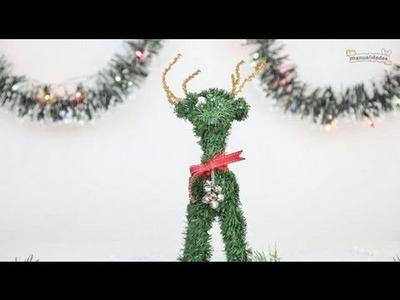 Adornos de Navidad caseros para el árbol